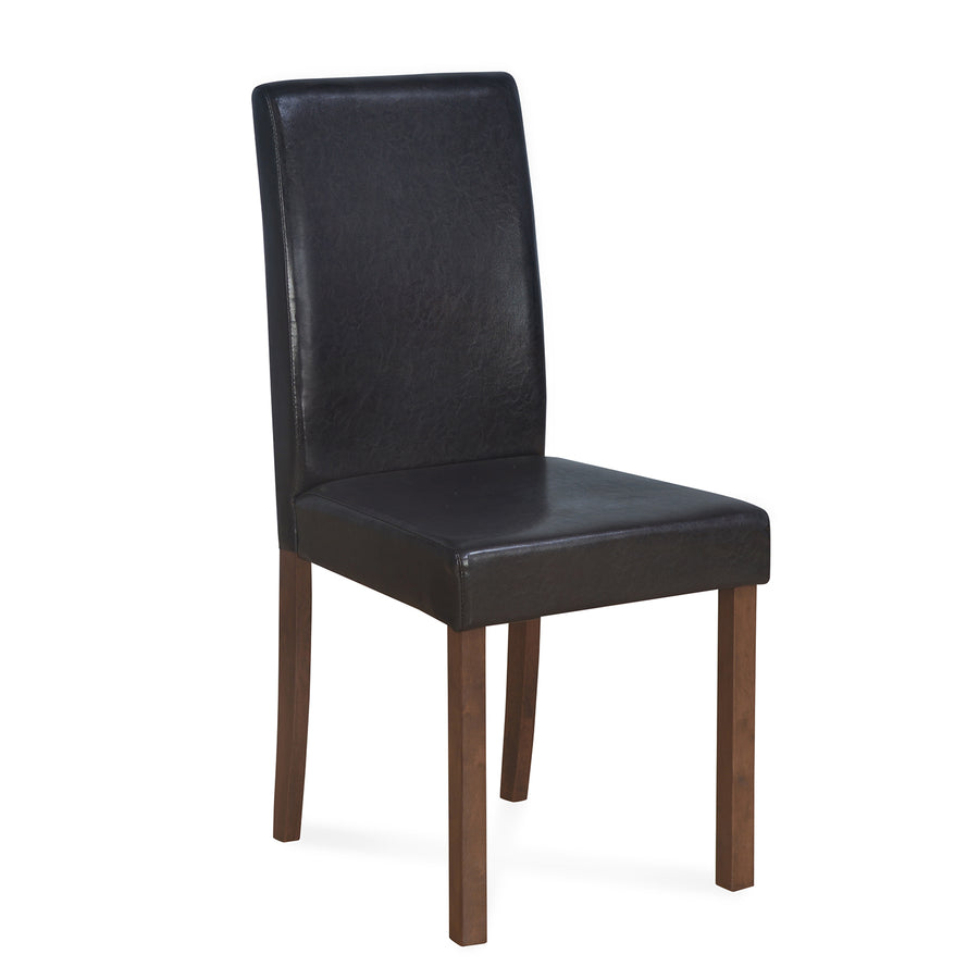 Stella Dining Chair (Dark Brown)