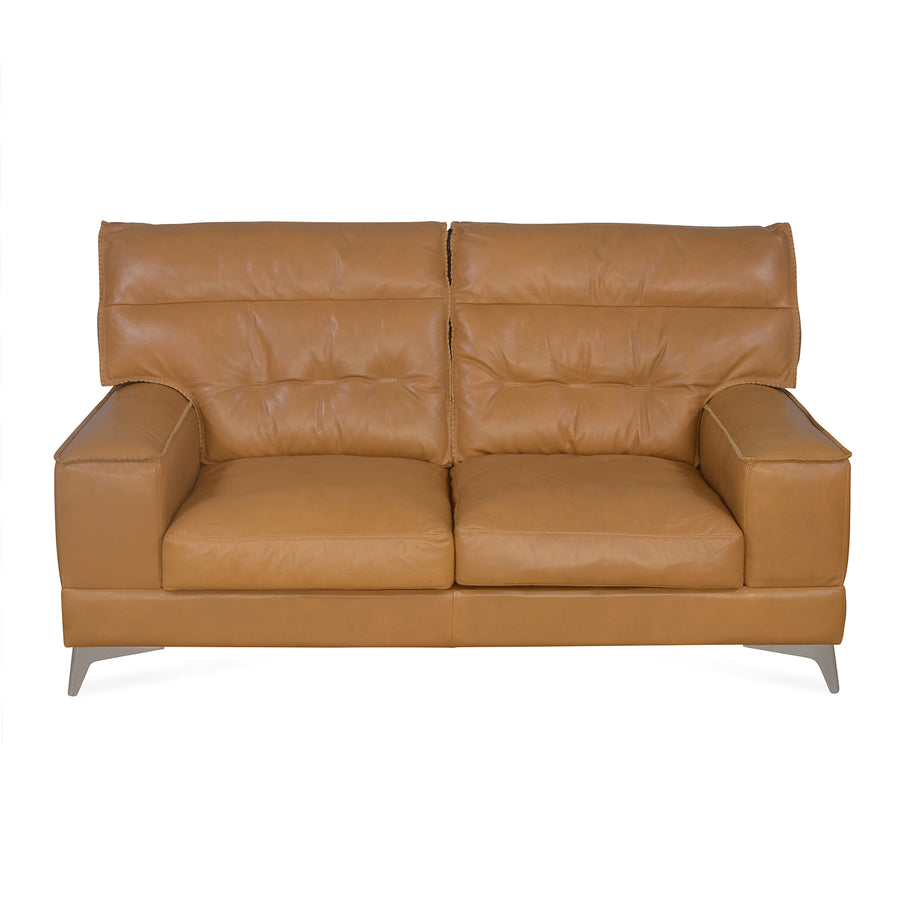 Steven 2 Seater Sofa (Brown)