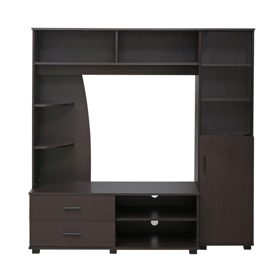 Styles TV Unit (Walnut)