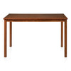 Sutlej Dining Table 4 Seater (Antque Cherry)