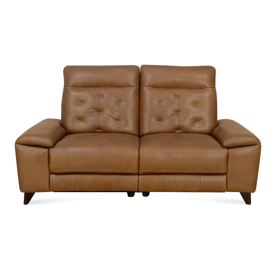 Tessa 2 Seater Sofa (Brown)