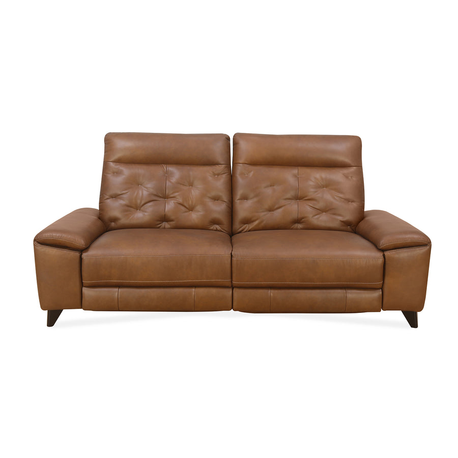Tessa 3 Seater Electric Recliner (Brown)
