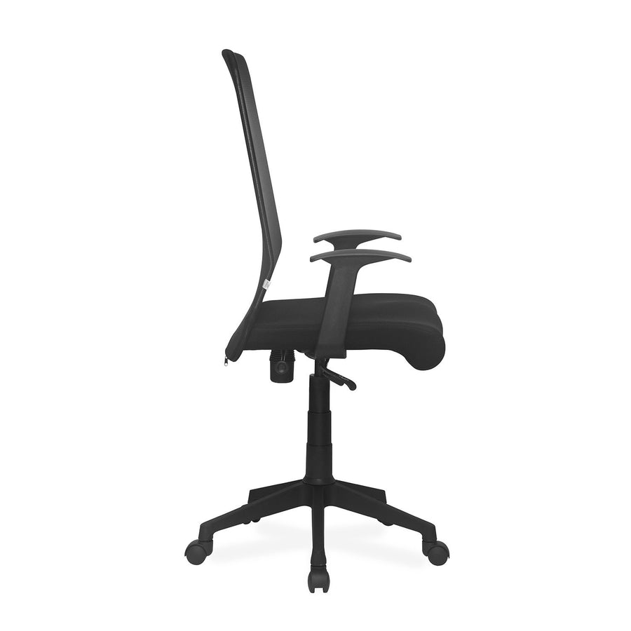 Thames High Back Mesh Office Chair (Black)