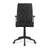 Thames Medium Back Mesh Chair (Black)