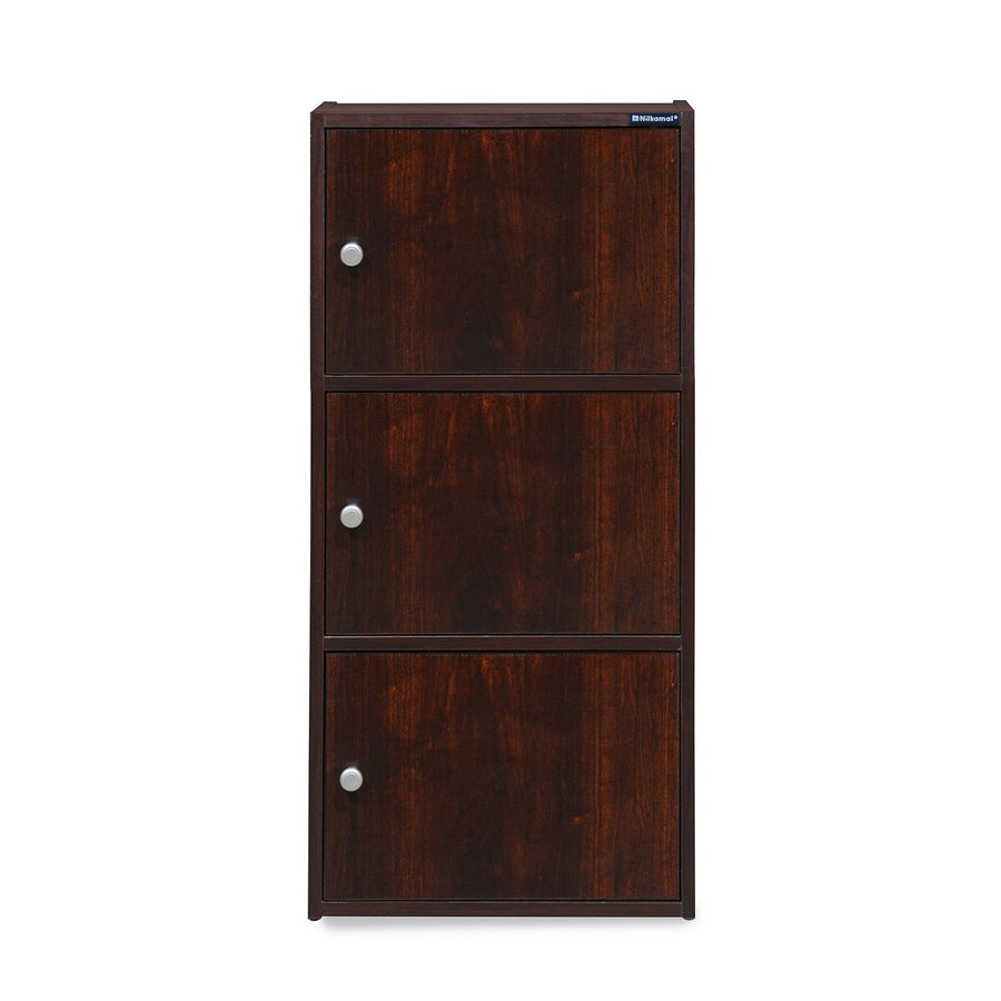 Troy new book case (Walnut)