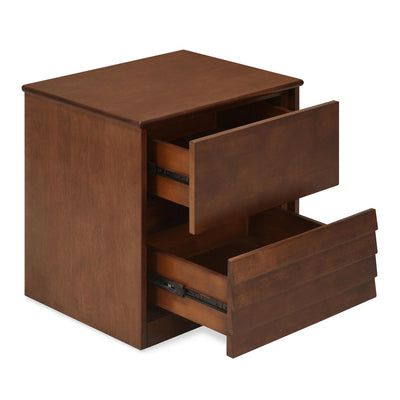 Truman King Bedroom Set with Hydraulic Storage (Walnut)