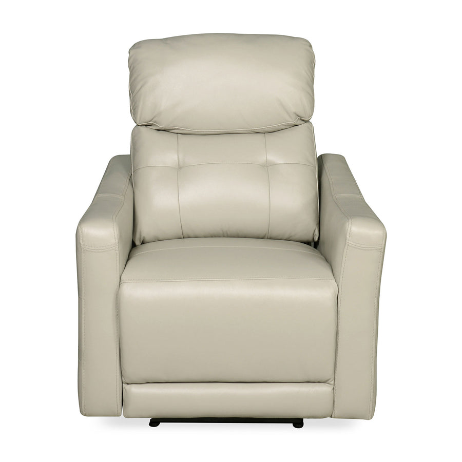 Vanity 1 Seater Electric Recliner (Ivory)