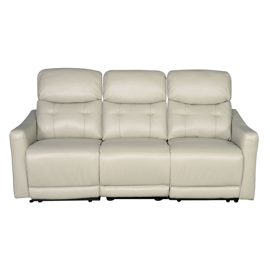 Vanity 3 Seater Electric Recliner (Ivory)