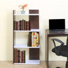 Vellum 4 Tier Bookshelf (Walnut)