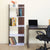 Vellum 5 Tier Bookshelf (Walnut)