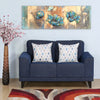Vibrant 2 Seater Sofa (Blue)