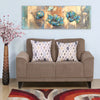 Vibrant 2 Seater Sofa (Brown)