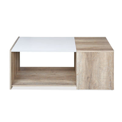 Vince Center Table (Dark Oak)