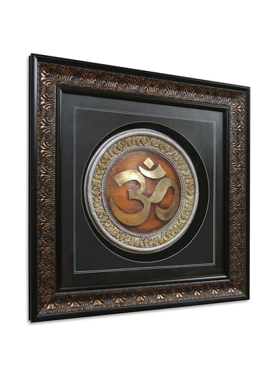 Om Wall Decor (Gold)