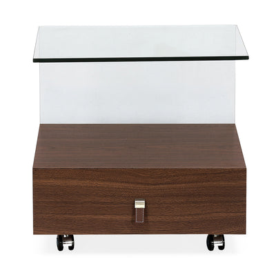 Watton Side Table (Brown)
