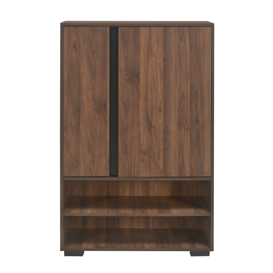 Webster Shoe Cabinet (Wenge)