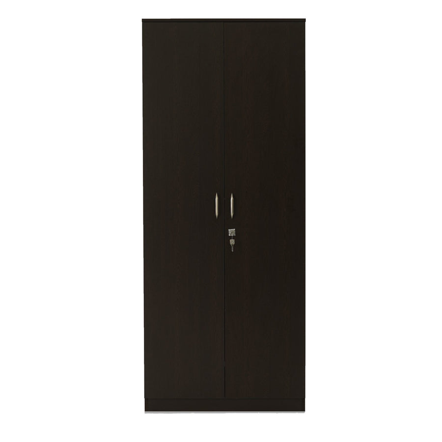 Willy 2 Door Wardrobe (Wenge)