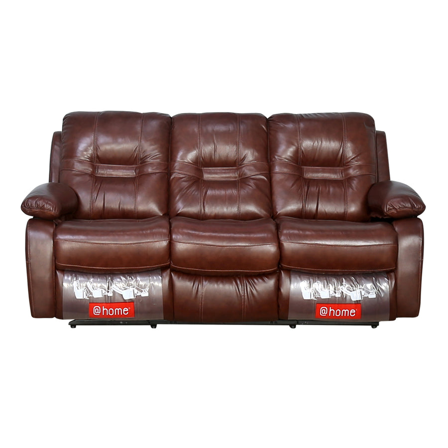 Wilson 3 Seater Electric Recliner (Brown)