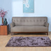 Zach 3 Seater Sofa (Brown)