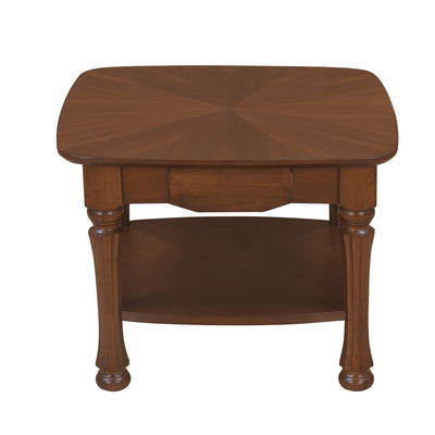 Admire Side Table (Antique Cherry)
