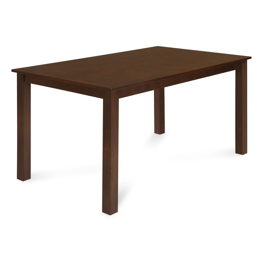 Alice Six Seater Dining Table (Antique Cherry)
