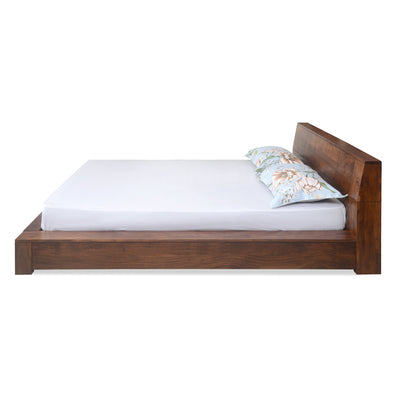 Amelia Queen Bed Without Storage (Espresso)