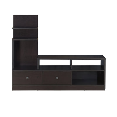 Aroy Low Height Wall Unit (Cappucino)