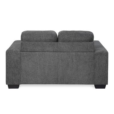 Asher 2 Seater Sofa (Dark Grey)