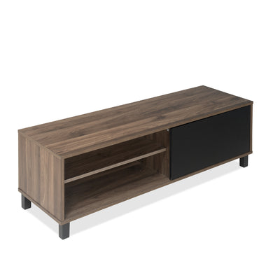 Astero Low Height Wall Unit (Walnut)