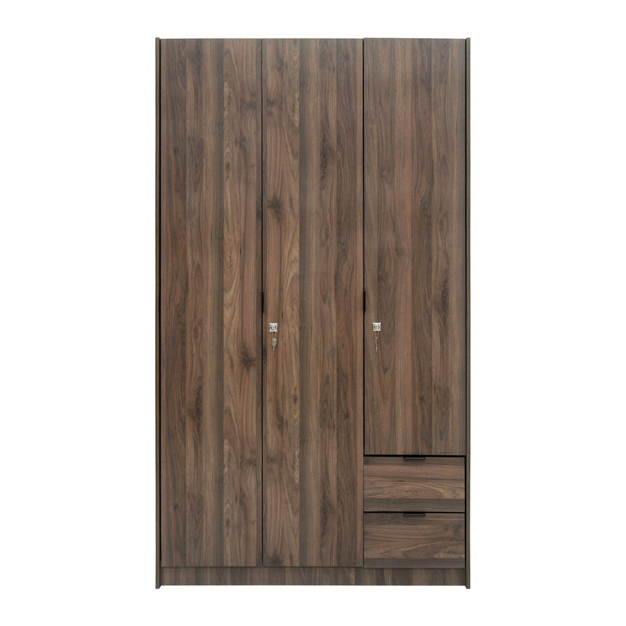 Avery 3 Door Wardrobe (Modi Wenge)