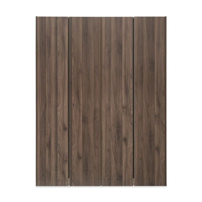 Avery 4 Door Wardrobe (Modi Wenge)
