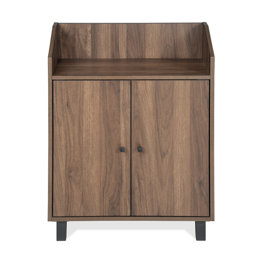 Aze Shoe Cabinet (Walnut)