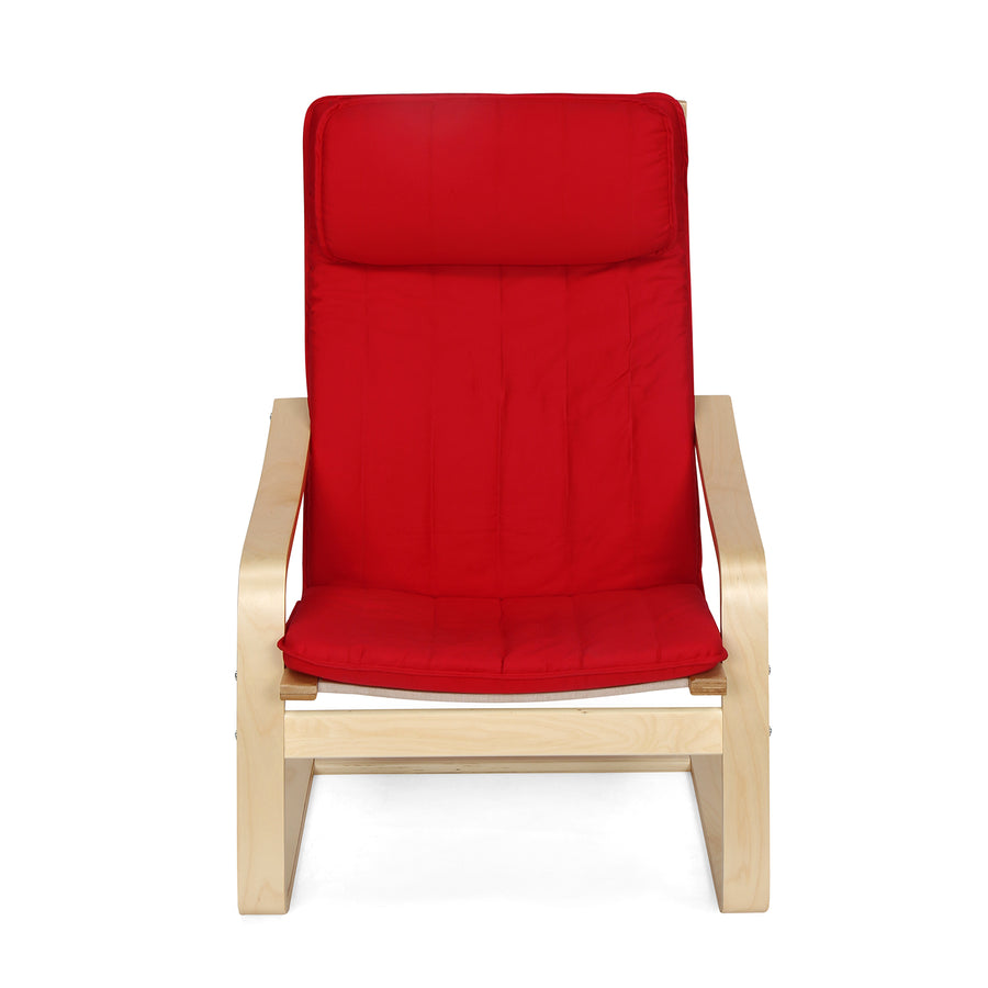 Baker Occasional Chair (Red)