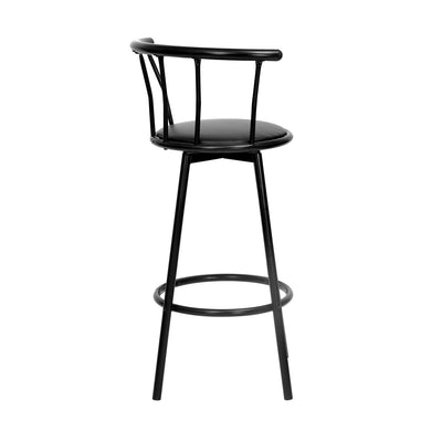 Bayern Bar Stool (Black)