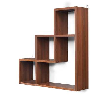 Ben Wall Shelf (Walnut)
