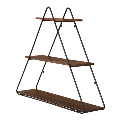 Berma Wall Shelf (Walnut)