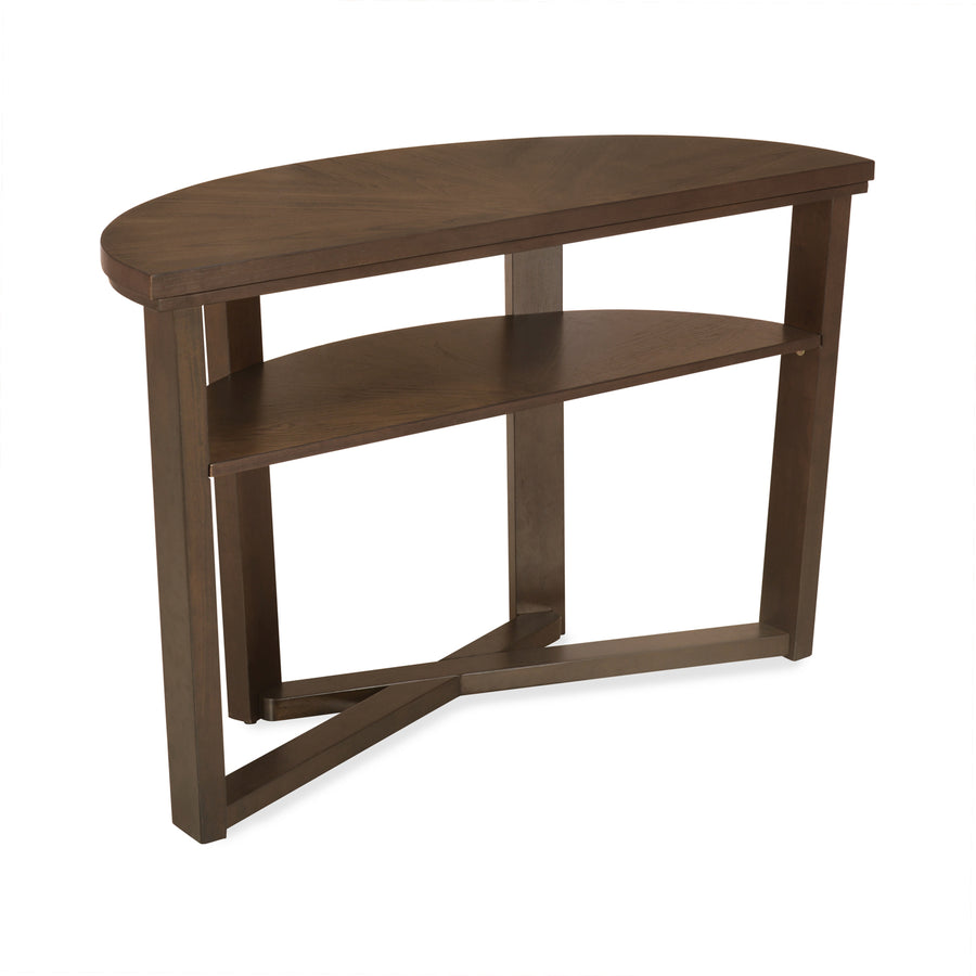 Bernice Console Table (Dark Brown)