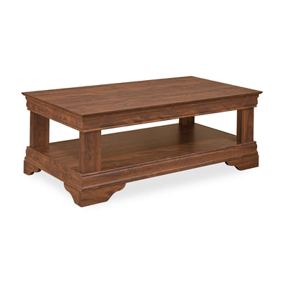Blake Center Table (Walnut)