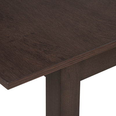 Butterfly Four Seater Extendable Dining Table  (Burn Beech)