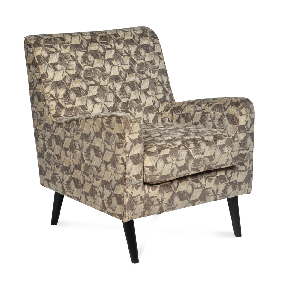 Capra Arm Chair (Brown)