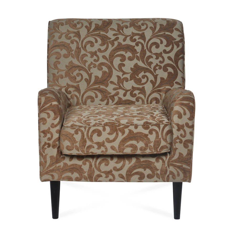 Capra Arm Chair (Coffee)