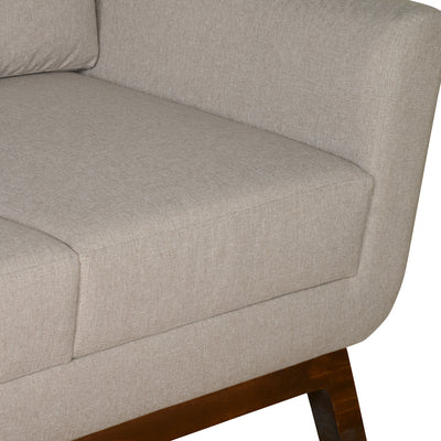 Cardiff Two Seater Sofa (Delicate Beige)