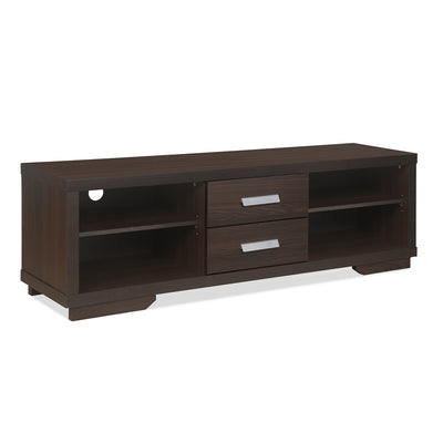 Cecy Low Height Wall Unit (Brown)