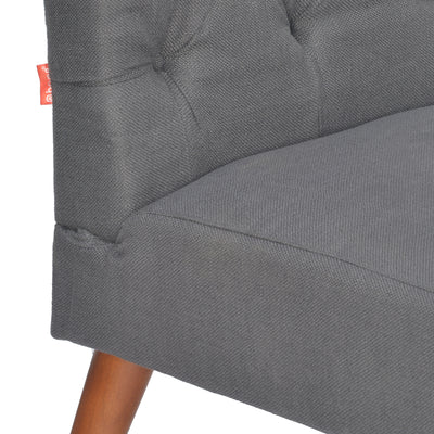 Cerro Arm Chair (Charcoal)