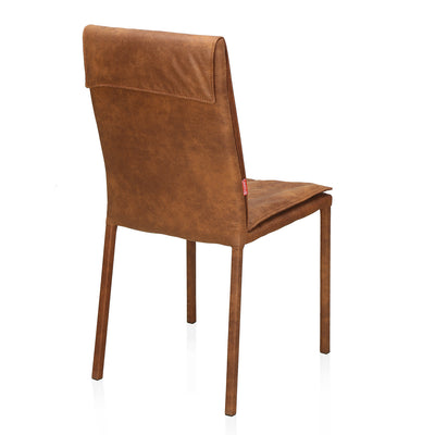 Cow Boy Dining Chair (Light Brown)