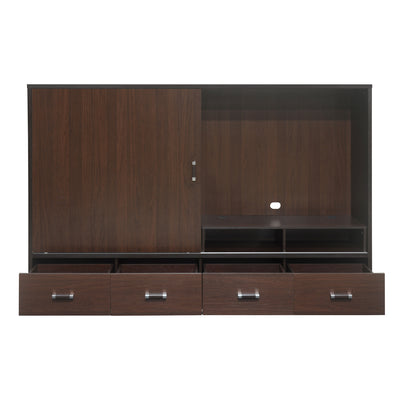 Crosby Slider Tv Unit (Walnut)
