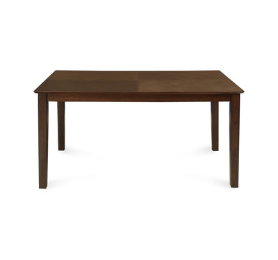 Crown 1+ 4+ Bench Dining Set (Mindi Brown)