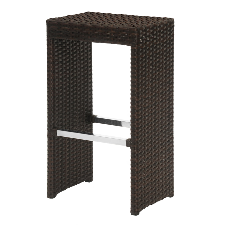 Daniel Bar Stool (Mocha Brown)