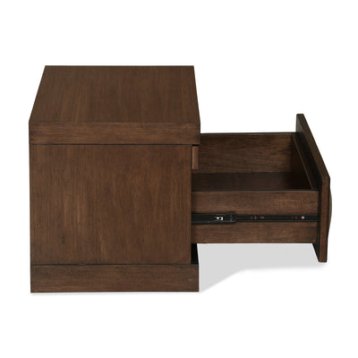 David New Night Stand (Walnut)