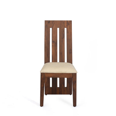 Delmonte Dining Chair With Cushion (Walnut)
